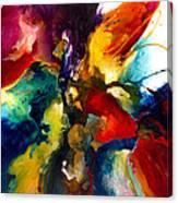 Flourish IIi Canvas Print