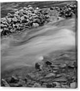 Flow - 1 Canvas Print
