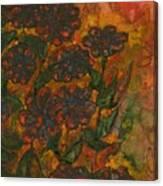 Flower 11 Canvas Print