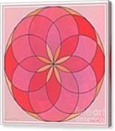 Flower 126 Canvas Print
