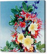 Flower Arrangement 1 Canvas Print
