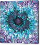 Flower Fantasy 3 Canvas Print