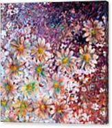 Flower Fantasy Canvas Print