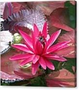 Flower Garden 66 Canvas Print