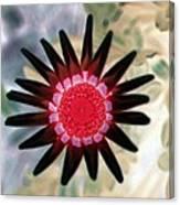 Flower Power 1429 Canvas Print