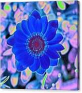 Flower Power 1452 Canvas Print