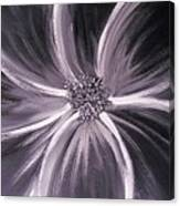 Flower Romance Canvas Print