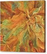Flower Wild Canvas Print