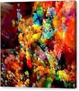Flowers 0525 Marucii Canvas Print