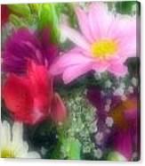 Flowers -3  Canvas Print