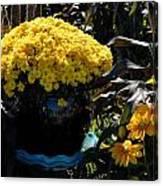 Flowers 537 Canvas Print