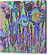 Flowers A1a Canvas Print