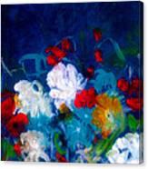 Flowers4 Canvas Print
