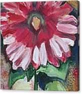 Flowery Days 11 Canvas Print