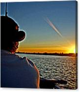 Going Fish'n Canvas Print