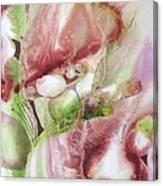 Fluid Abstract Canvas Print