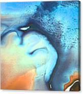 Fluidity 42 B Canvas Print