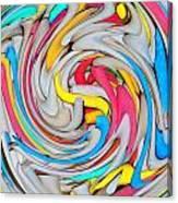 Fluoxetine Canvas Print