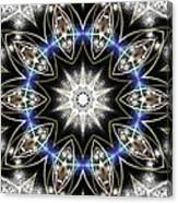 Flux Magnetism Canvas Print