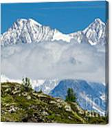 Flying Cloud Canvas Print
