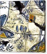Flying Fish No. 3 - Study No. 2 Canvas Print
