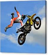 Flying One Canvas Print