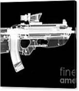 Fn Fs2000 Canvas Print