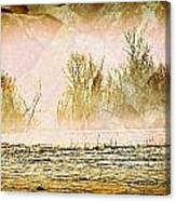 Fog Abstract 5 Canvas Print