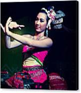 Folk Dance Canvas Print