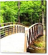 Folsom Bridge 2 Canvas Print