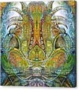 Fomorii Throne Canvas Print