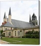 Fontevraud Abbey -  France Canvas Print