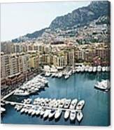 Fontvieille Canvas Print