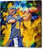 Football I Canvas Print