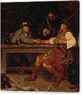 For Better Or Worse - Rob Roy Canvas Print