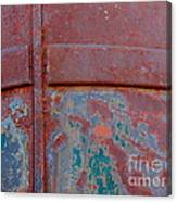 For The Love Of Rust II Canvas Print