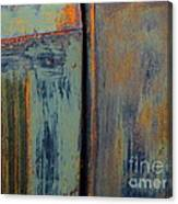 For The Love Of Rust IIi Canvas Print