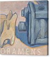 Foramens Canvas Print