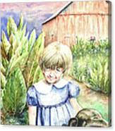 Forbes Road Farm Canvas Print