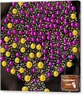 Forbidden Fruit Pop Art Canvas Print