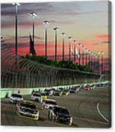Ford Ecoboost 400 Canvas Print
