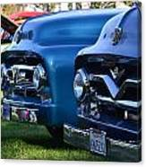 Ford F-100s Canvas Print