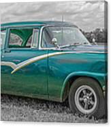 Ford Fairlane  7d05219 Canvas Print