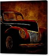 Ford Glow Canvas Print