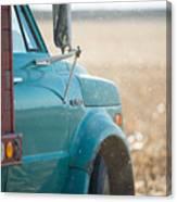Ford Grain Truck Canvas Print