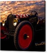 Ford Hot Rodney Special Canvas Print