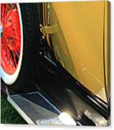 Ford Model A Canvas Print