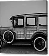 Ford Model A Station Wagon 1930 Canvas Print