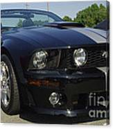 Ford Mustang Roush Canvas Print