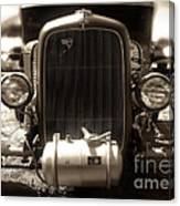 Ford Rod Canvas Print